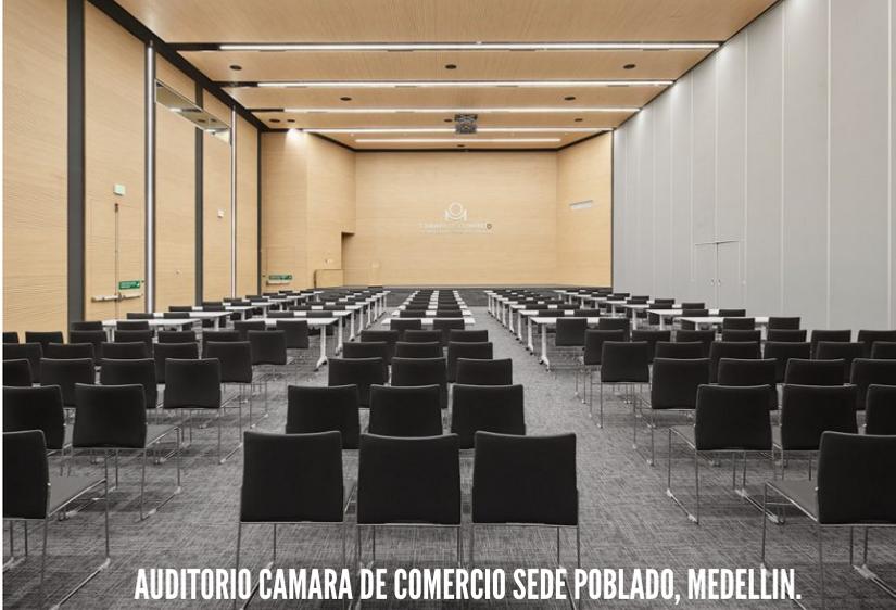 puertas acusticas para auditorios